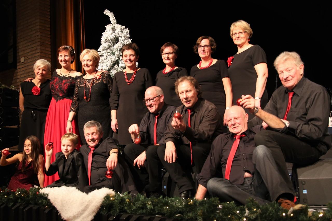 CONCERT Emmily & The 4 Stars | In the mood for Christmas