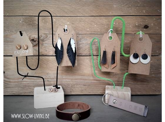 WORKSHOP Leer & rubber upcycling