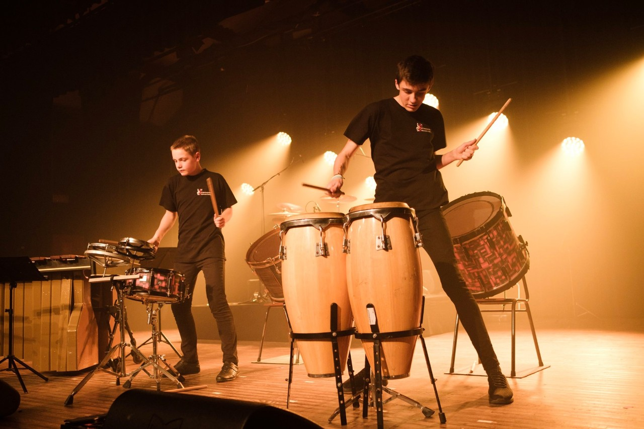 SHOW Percussion Feeling | Extended 2.0 - NIEUWE DATUM