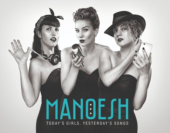 MUZIEK Manoesh - Today's girls, sing yesterday's songs | NIEUWE DATUM