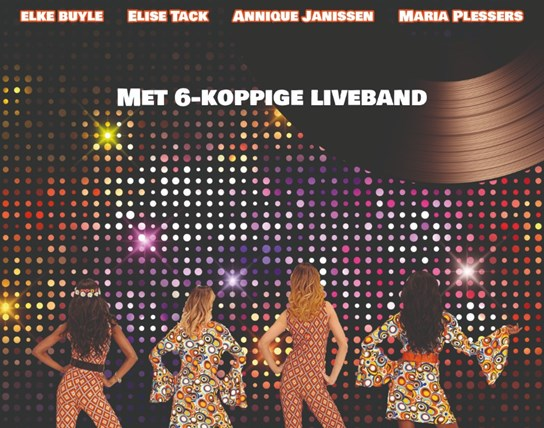 TE GAST Ladies of the Seventies - NIEUWE DATUM
