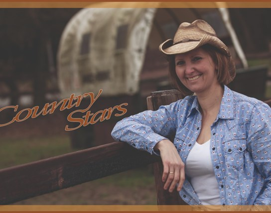 TE GAST Emmily and the 4 Stars | Country Stars