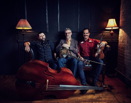 MUZIEK The Lonesome Ace Stringband